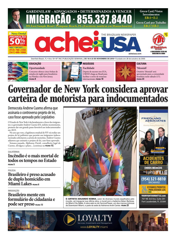 AcheiUSA 740 by AcheiUSA Newspaper - issuu de20650aede32