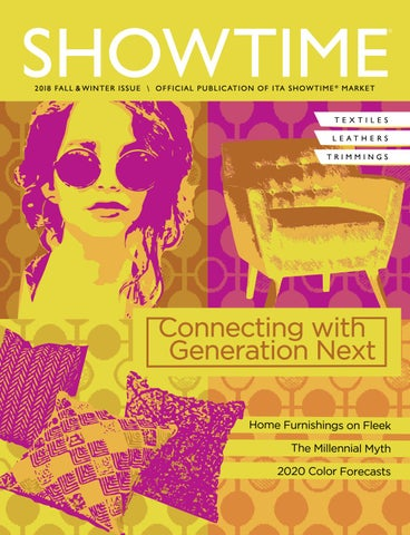 Showtime Magazine | Fall & Winter 2018 Issue