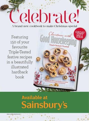 7e48e7ef51e1 A brand-new cookbook to make Christmas special