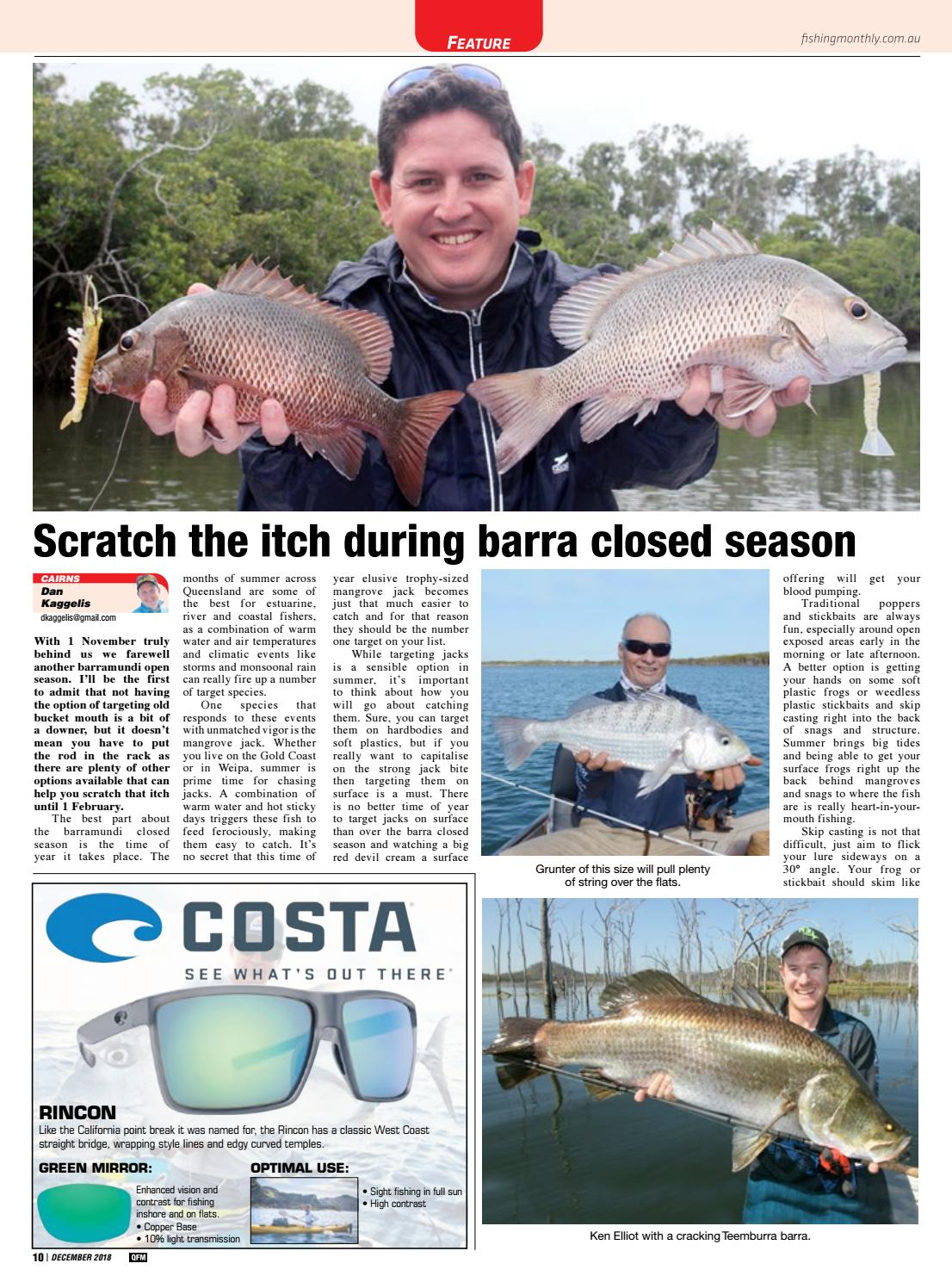 6cc18e3828 Queensland Fishing Monthly December 2018 by Fishing Monthly - issuu