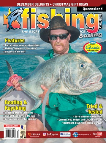 a0a215fa92baf Queensland Fishing Monthly December 2018 by Fishing Monthly - issuu