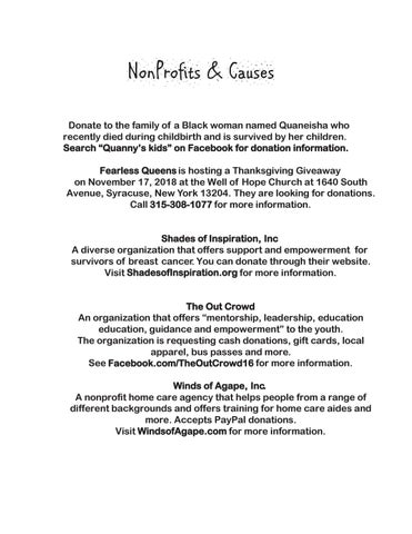 Page 21 of Nonprofits & Causes