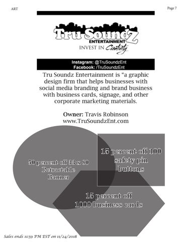 Page 7 of Tru Soundz Entertainment