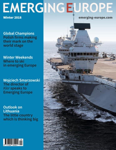 Emerging Europe Winter 2018 by Emerging-Europe - issuu