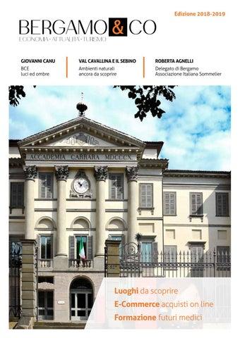 Calendario Esami Unibg Economia.Bergamo Co Completo Ed 2018 2019 By Studio Iannuzzi Issuu