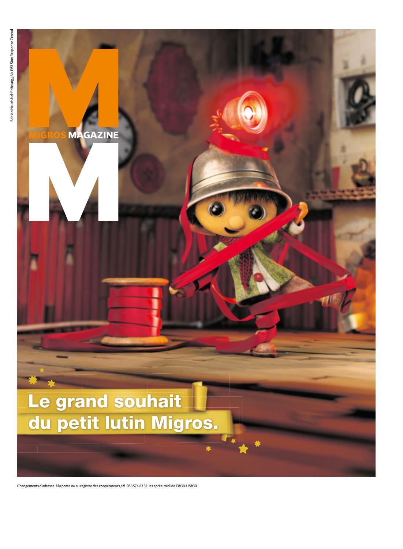 1fc5fbb33e70a Migros-Magazin-47-2018-f-NE by Migros-Genossenschafts-Bund - issuu