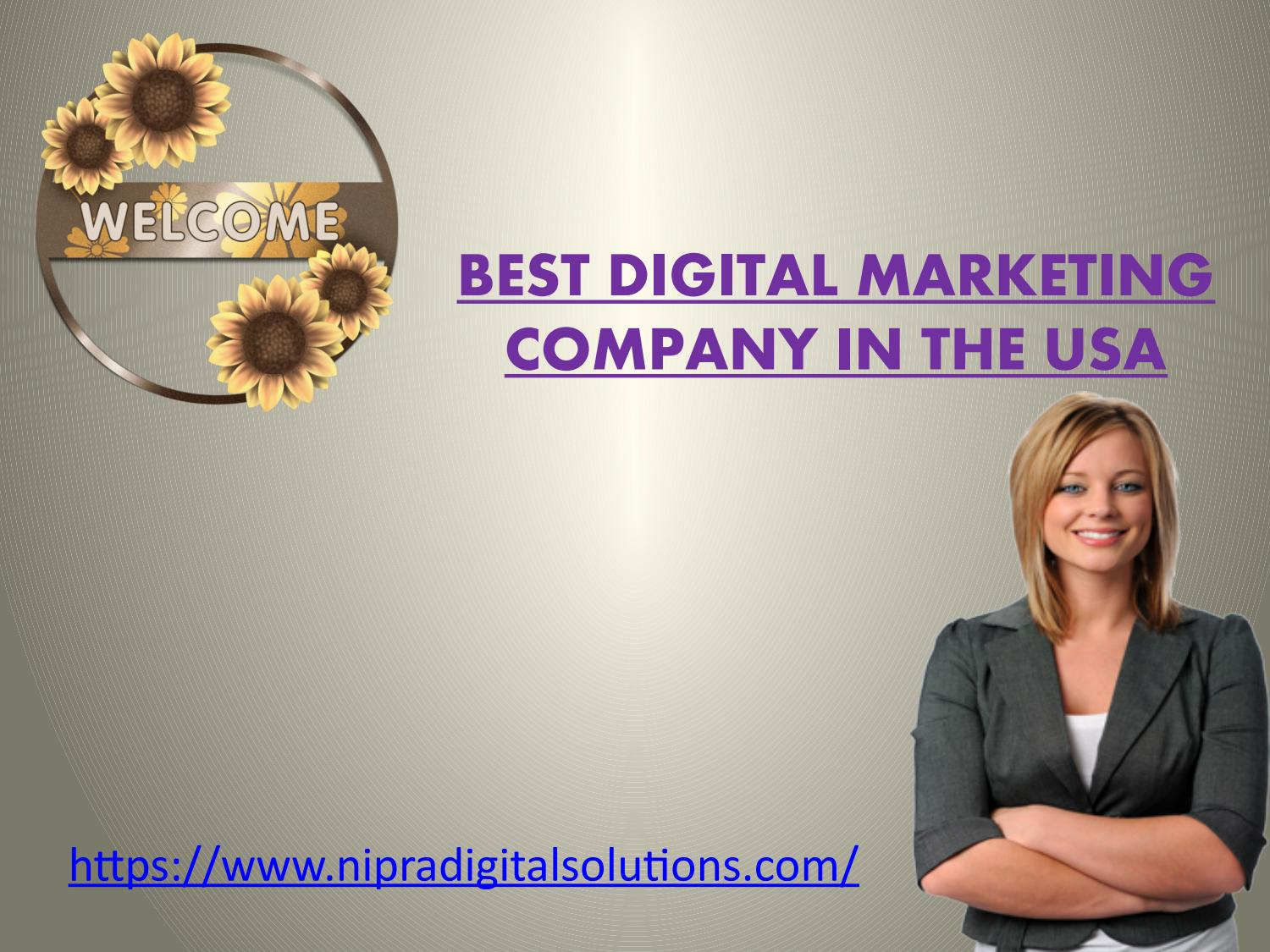 Are you Looking for the Best Digital Marketing Company, Come