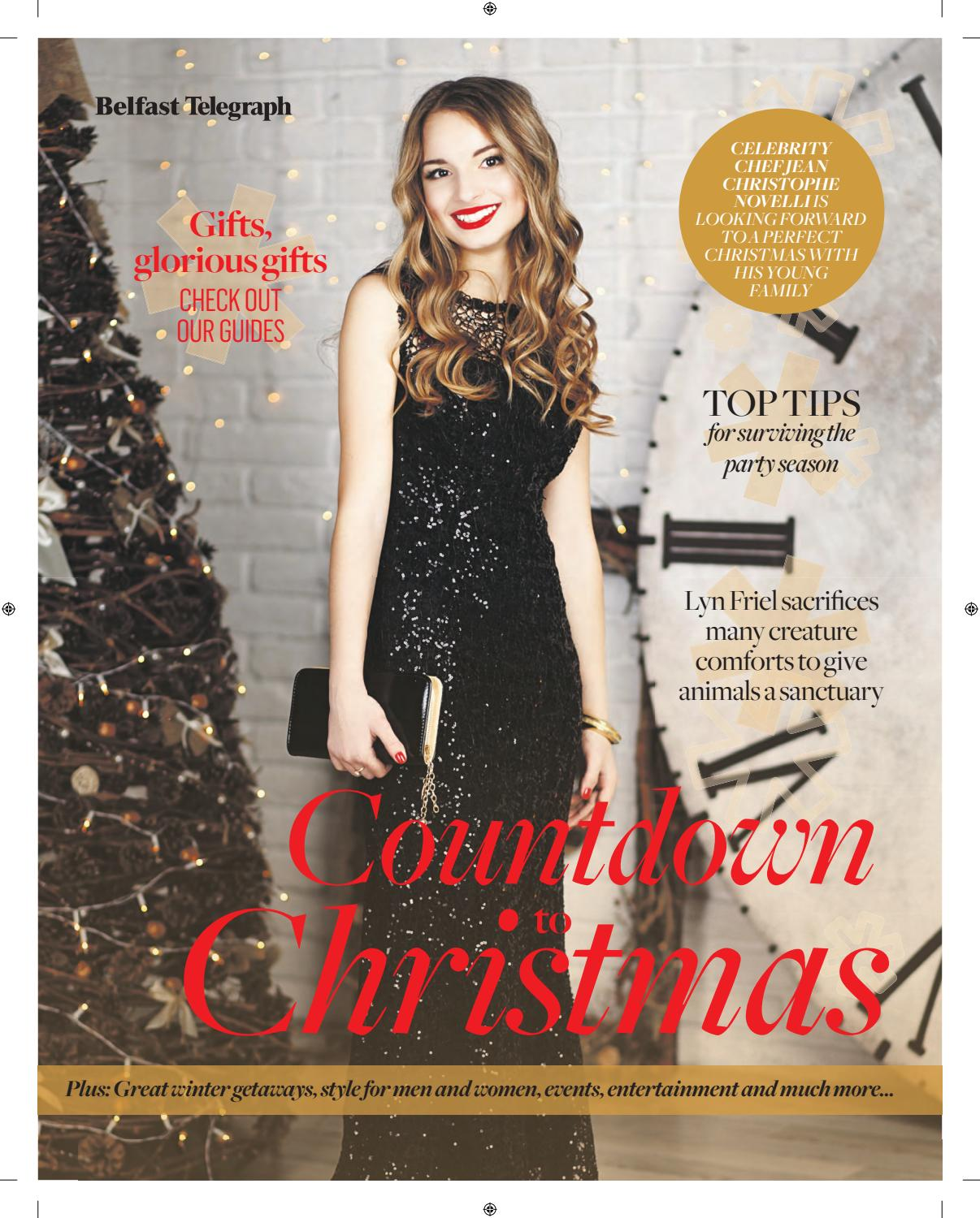 3ab83364d023a Countdown to Christmas by Belfast Telegraph - issuu