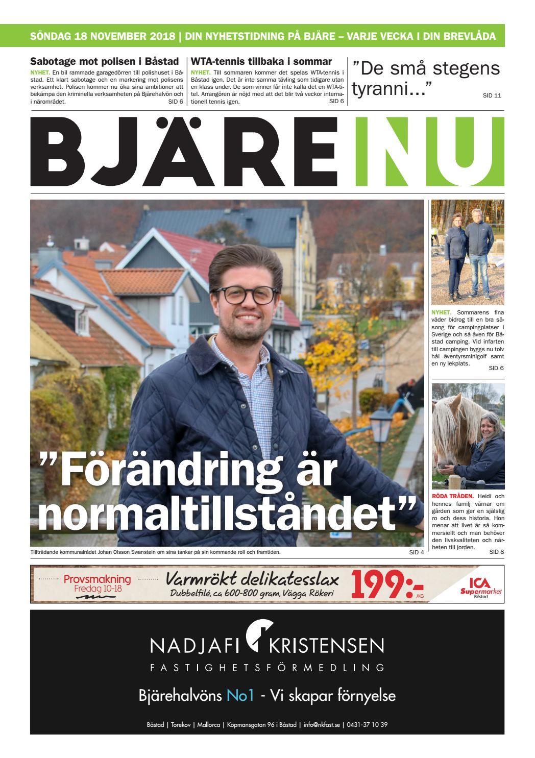 Malin Persson, 40 r i Bstad p Sinarpsvgen 271 - adress