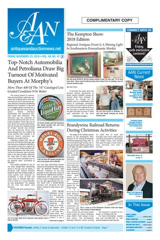 fd3b85f025 Antiques   Auction News 112318 by Antiques   Auction News - issuu
