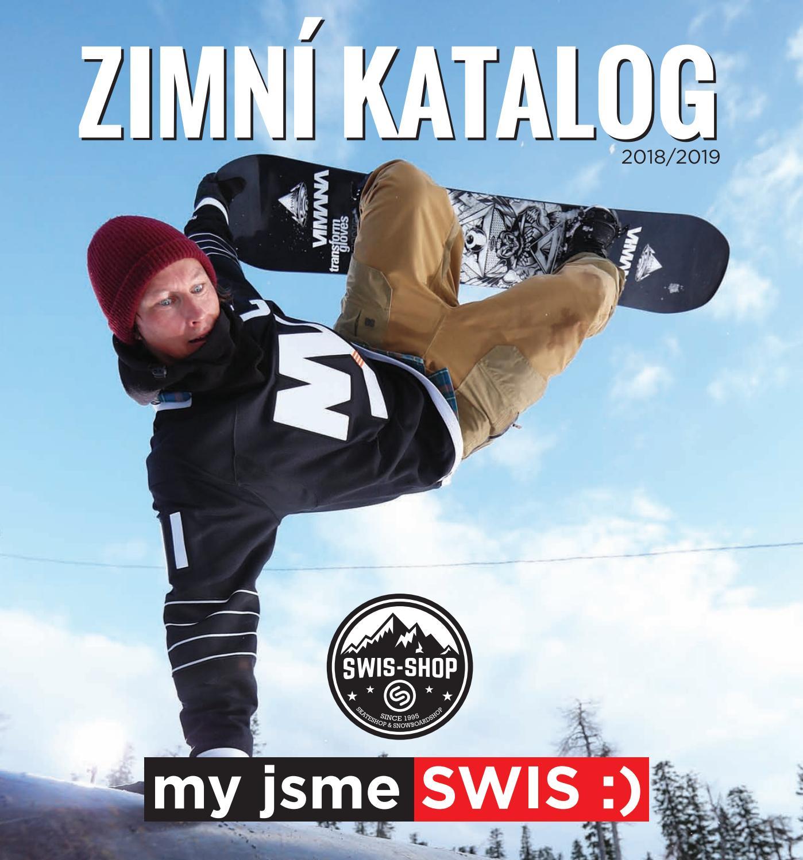 SWIS BOARD SHOP Zimní katalog 2017 2018 by SWIS BOARD SHOP - issuu 312fc209a8