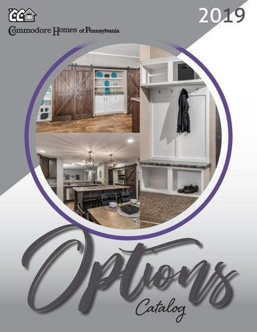 Commodore Homes of Pennsylvania Options Catalog 2019 by The ... on mobile homes with extensions, mobile homes with concrete, mobile home decks, mobile homes with awnings, log home porches, mobile homes patios, mobile home with wrap around porch, mobile homes with sunrooms, mobile homes with stairs, mobile homes with landscaping, mobile homes with basements, mobile homes with stone skirting, double wide mobile home porches, mobile homes with drywall, mobile homes with fences, mobile homes with ramps, mobile homes with replacement windows, mobile homes with yards, mobile homes with garages, mobile home enclosed porch ideas,