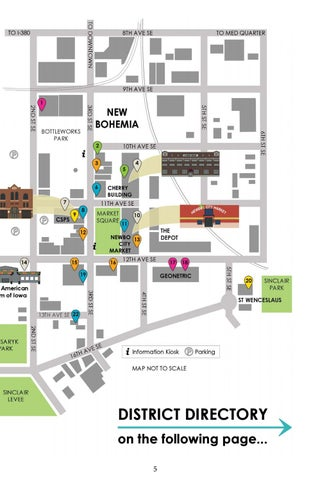 Page 7 of District Map and Business Directory