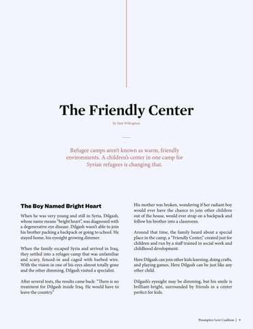 Page 11 of The Friendly Center
