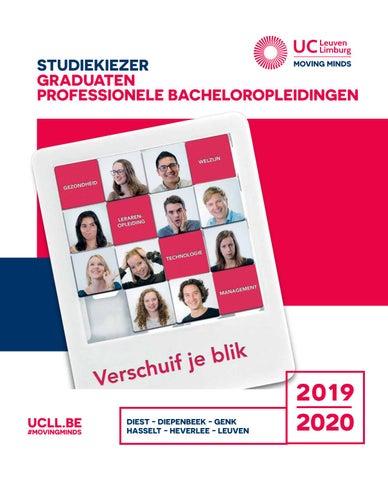 Studiekiezer Hogeschool UCLL 2019-2020 by UC Leuven-Limburg