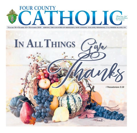 Four County Catholic November 2018 by Diocese of Norwich - issuu