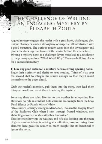 Mystery Magazine 2018 by BooksGoSocial - issuu
