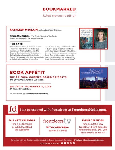 Page 11 of Bookmarked, October 2018