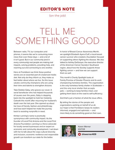 Page 5 of Tell Me Something Good