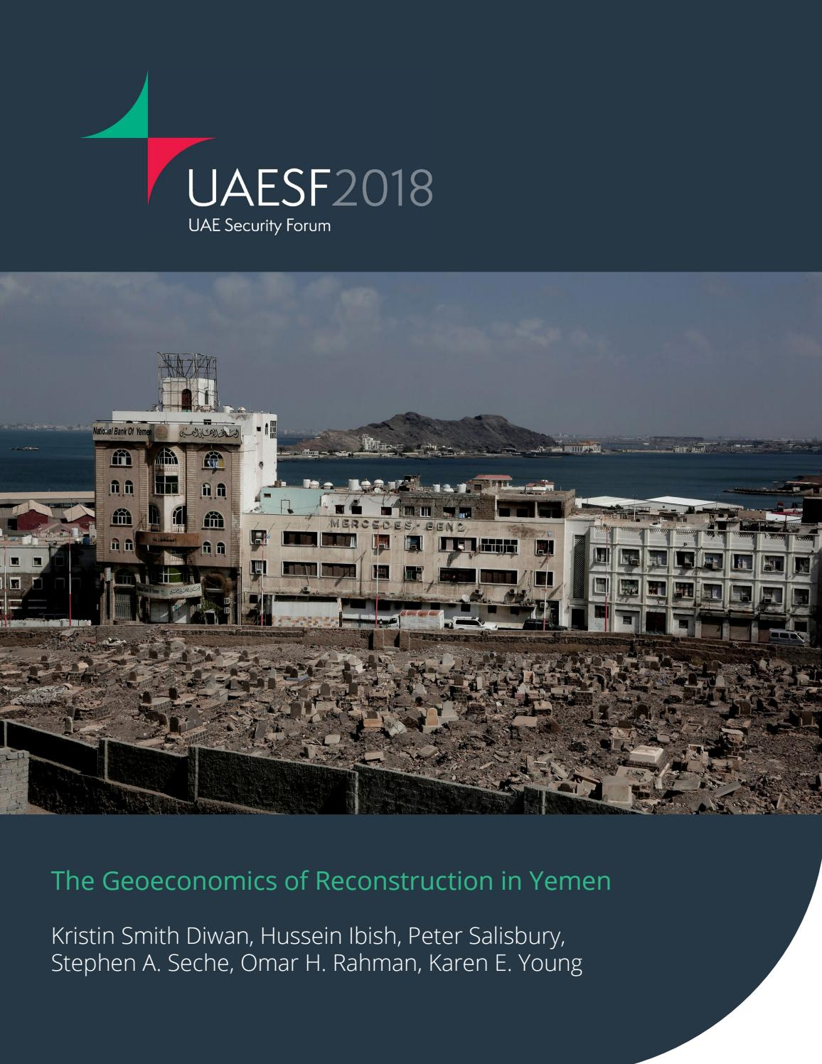 The Geoeconomics Of Reconstruction In Yemen By Agsiw Issuu Control Panel Question Home Brew Forums