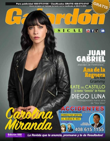 fd65bd78d7 Galardon Musical Edicion #668 by Galardon Musical Nueva Pagina - issuu