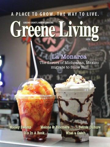 Greene Living 2018 Greene County North Carolina by APG-ENC