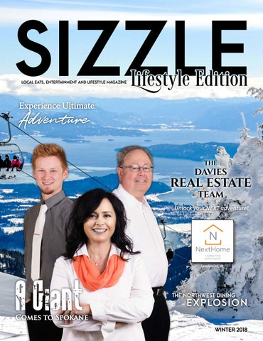 Sizzle Winter 2018 by Living Local 360 - issuu