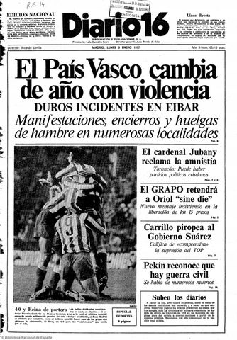Diario 16. 3-1-1977 by diario16deburgos - issuu 8719074b23