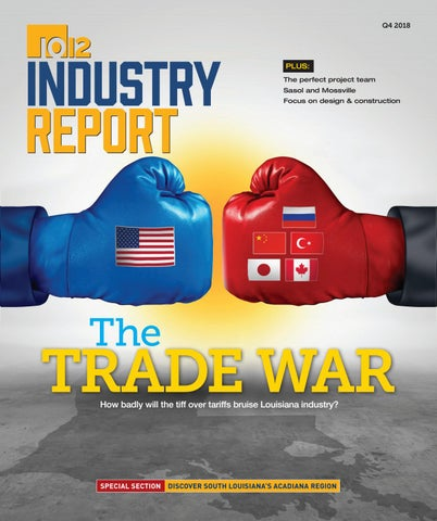 10/12 Industry Report [Q4 2018] by Baton Rouge Business