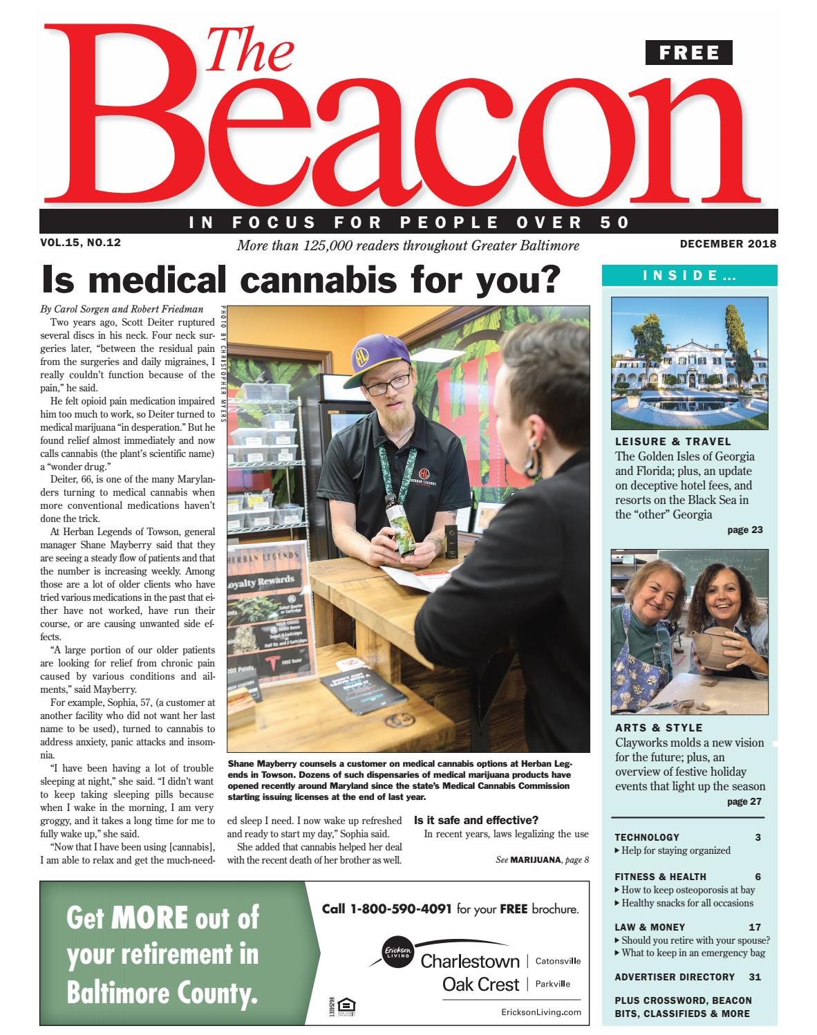 December 2018   Baltimore Beacon by The Beacon Newspapers
