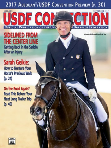 September 2017 USDF Connection by USDF Publications - issuu