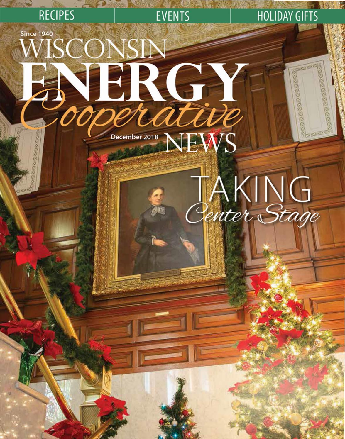 Christmas Eve Service St Johns Lutheran Service December 2020 Sycamore. Il Wisconsin Energy Coop News December 2018 by American MainStreet