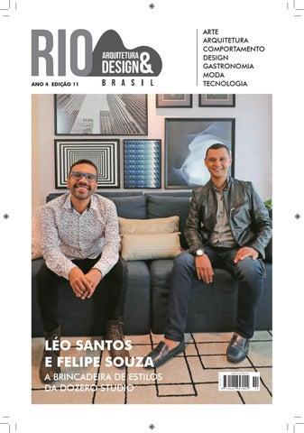0fbebf681d5 Revista Rio Arquitetura e Design - Edição 11 by ...
