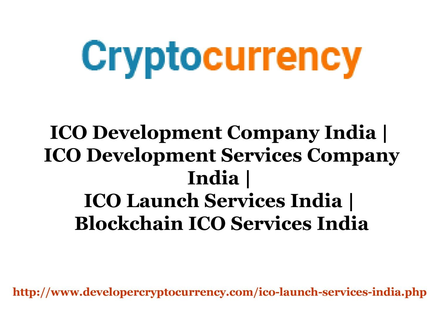 ico launch services