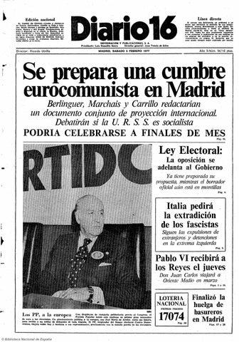 eab4993b Diario 16. 5-2-1977 by diario16deburgos - issuu