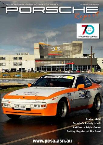 fe0600af08cc Porsche News July - September 2018 by Composite Colour - issuu