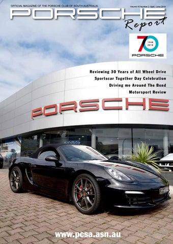 d67ece9290be Porsche Report April - June 2018 by Composite Colour - issuu