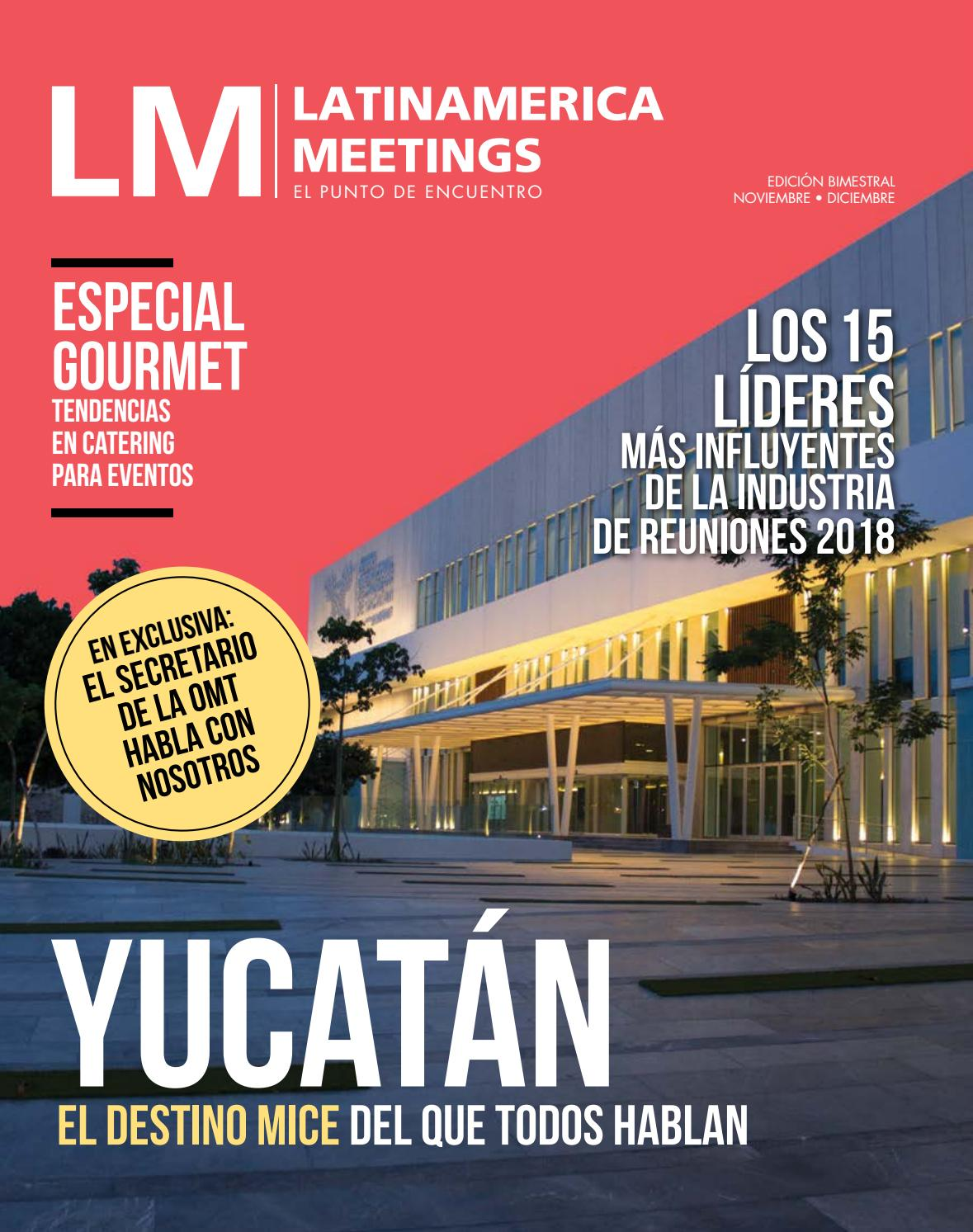Lm Latinamerica Meetings 12 By Latinamerica Meetings Issuu