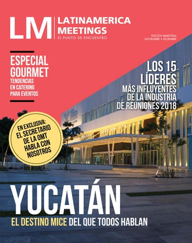 LM Latinamerica Meetings 12 by Latinamerica Meetings - issuu d7fd9109e44