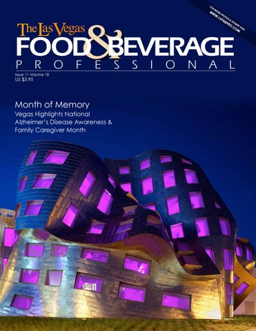 The Las Vegas Food Beverage Professional November 2018 By The