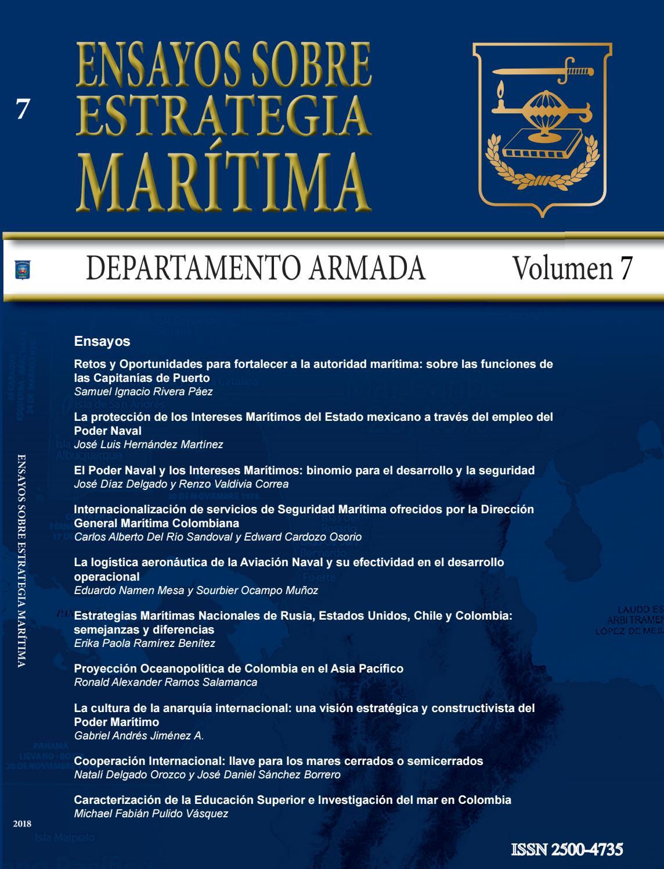 Ensayos sobre Estrategia Marítima - Volumen 7. by