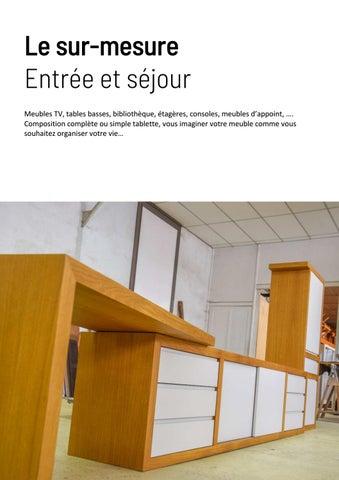 Page 19 of Sur-mesure ENTREE & SEJOUR
