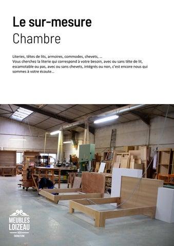 Page 20 of Sur-mesure CHAMBRE