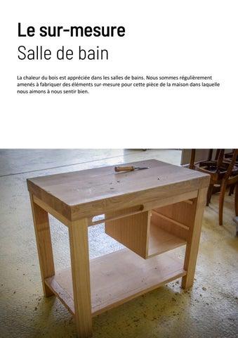 Page 22 of Sur-mesure SALLE DE BAIN