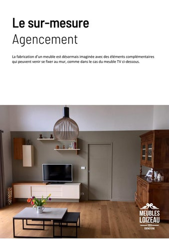 Page 23 of Sur-mesure AGENCEMENT