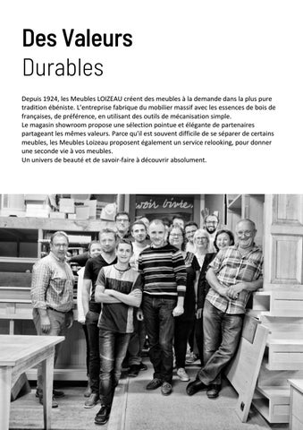 Page 6 of Nos valeurs