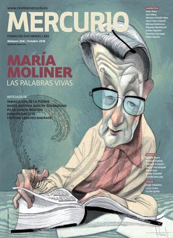 Mercurio 204 María Moliner Las Palabras Vivas By Mario