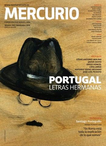 Mercurio 205 Portugal Palabras Hermanas By Mario Guerola