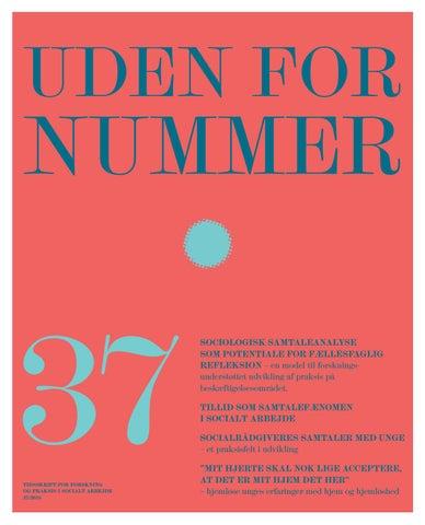 Kendt uden for nummer 37 by Dansk Socialrådgiverforening - issuu IA15