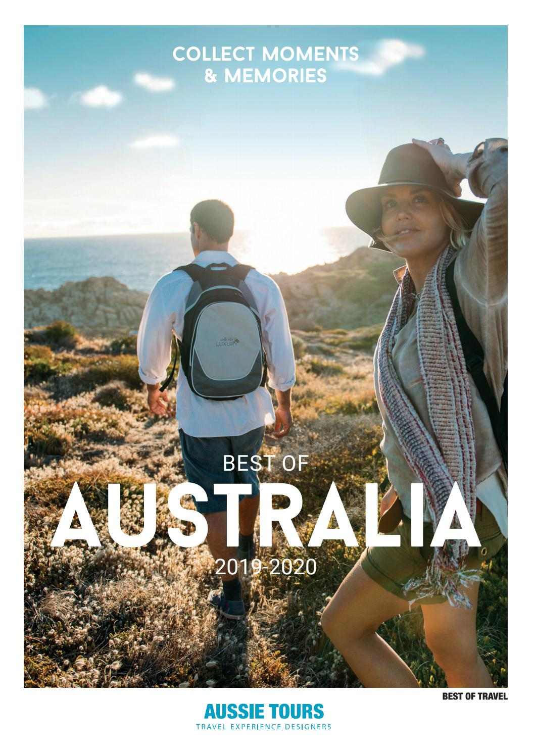 fdb735ebd5a Best of Australia 2019 - Aussie Tours - Best of Travel by Frank Ypma - issuu